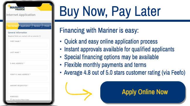Financing Mariner