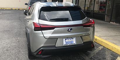 Premier Window Tinting LLC car