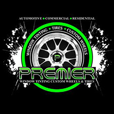 Premier Window Tinting LLC's Logo